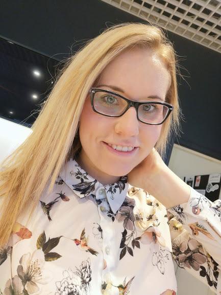 Melissa Mänd Healthy Lifestyle