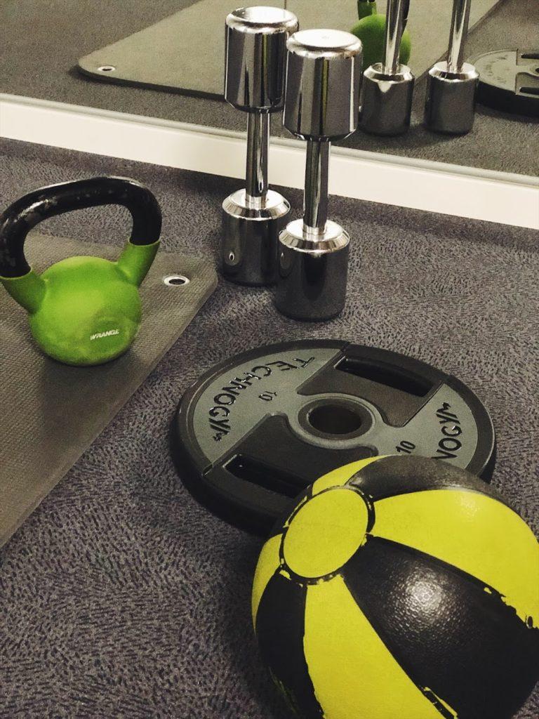 Melissa Mänd Healthy Lifestyle Workout
