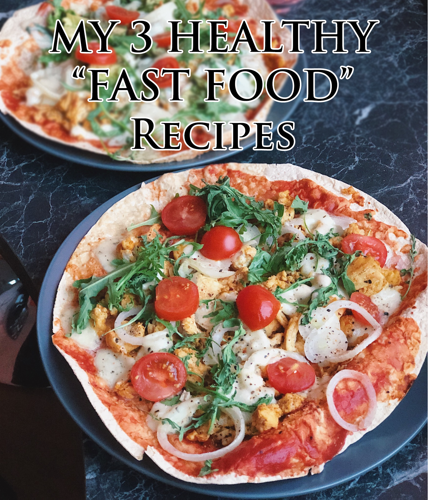 Melissa Healthy fast Food Recipes