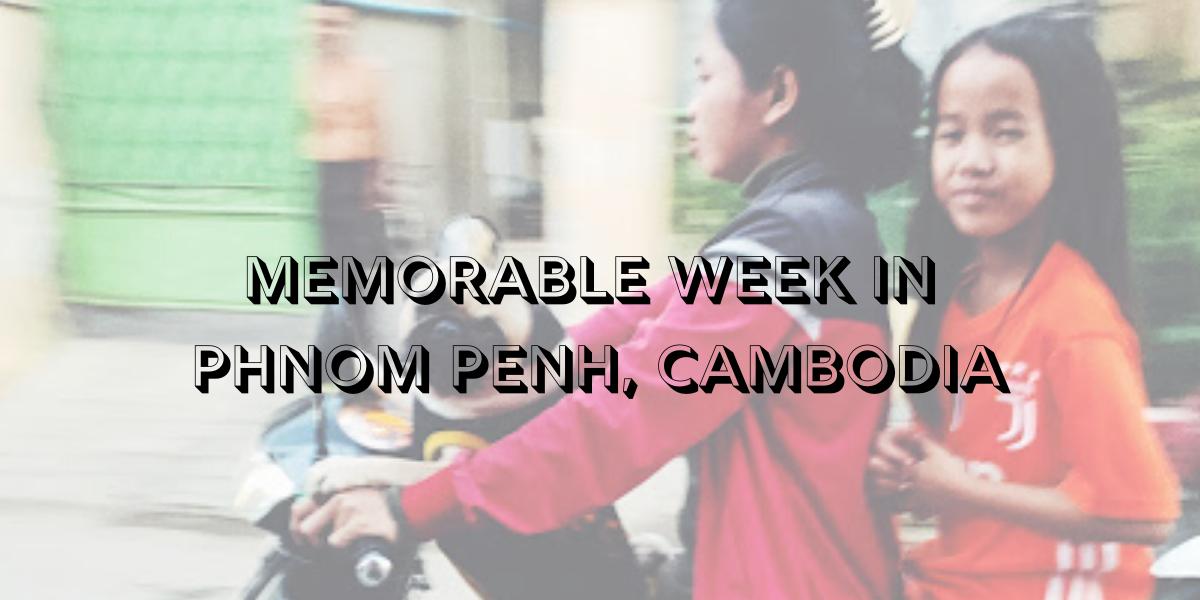 Phnom Penh people