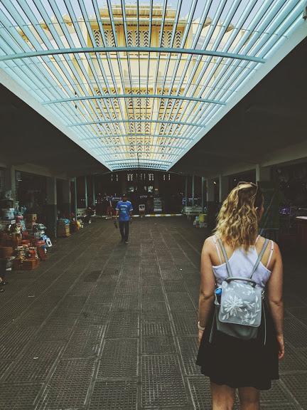 Central Market of Phnom Penh