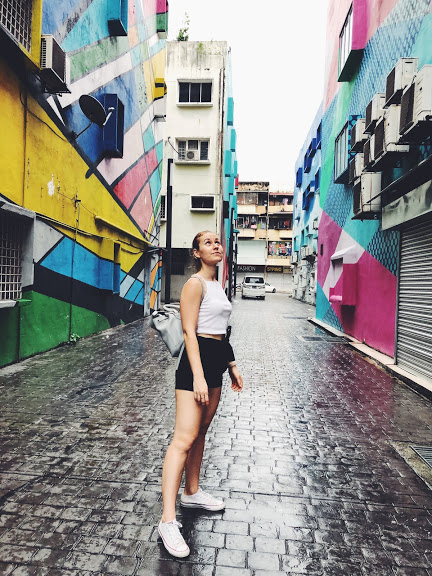 Kuala Lumpur streets