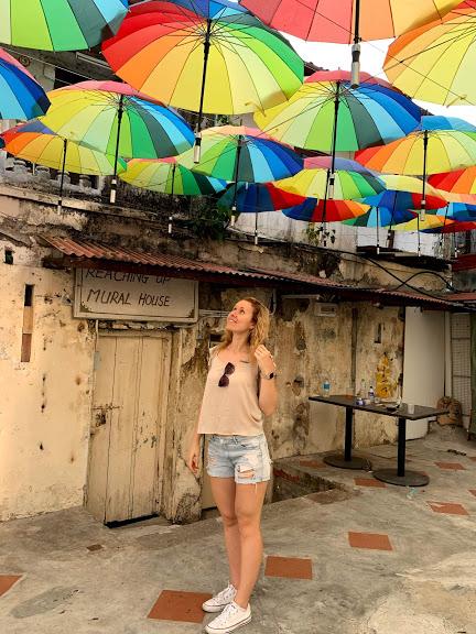 Georgetown Penang Island Malaysia