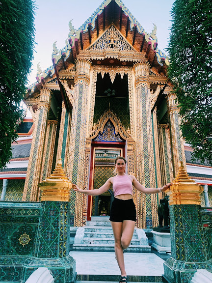 Temple hunting in Bangkok